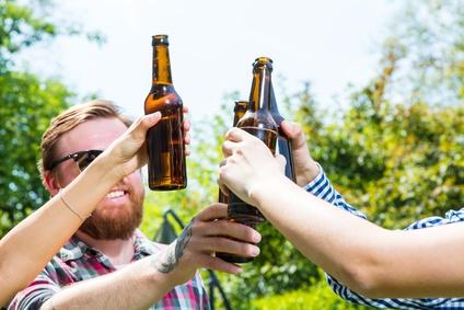 Hopfenhöhle Mit Lift Der Innovativste Garten Bierkühler Mit Hebesystem