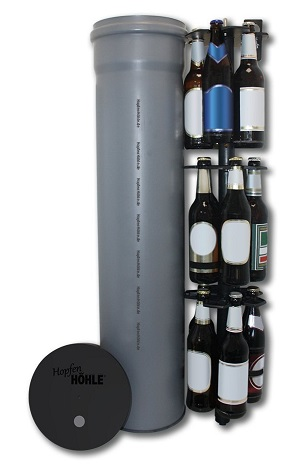 Hopfenh hle mit lift der innovativste garten bierk hler for Bierkuhler garten