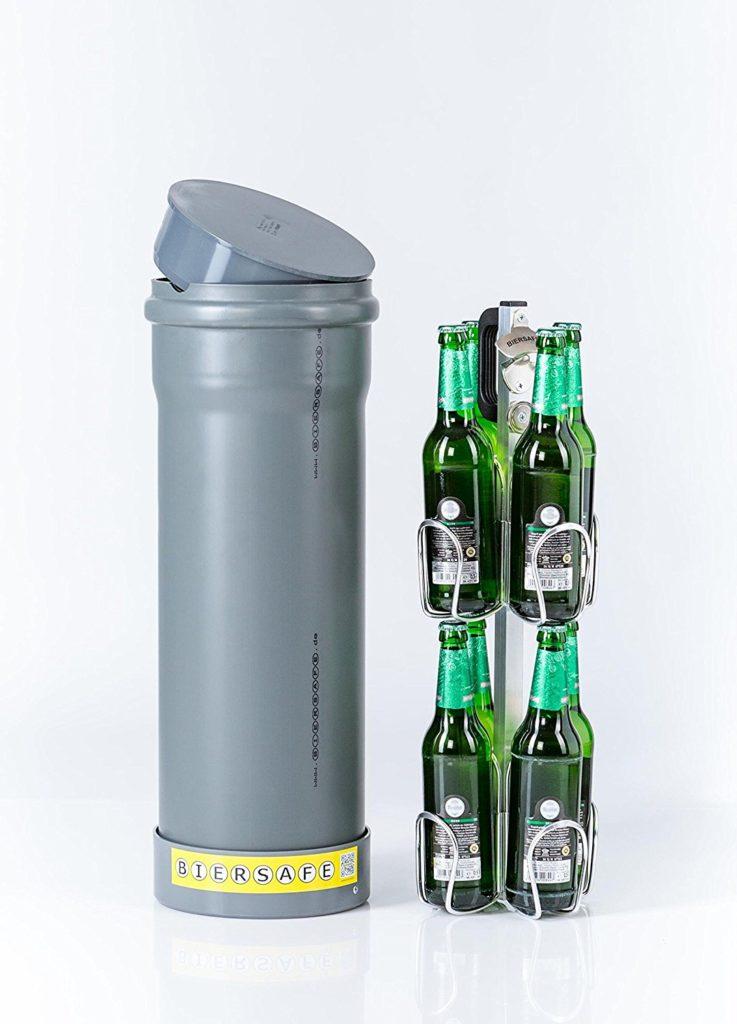 Biersafe klein: Der kleine Bruder des großen Biersafes